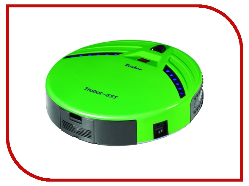 Пылесос-робот Tesler Trobot-655