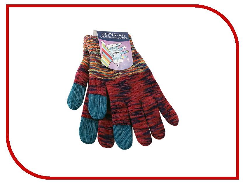Теплые перчатки для сенсорных дисплеев Harsika 0213 / J105-45.1 Red<br>
