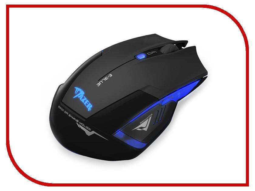 Мышь беспроводная E-Blue Mazer Type-R EMS152BK Black<br>