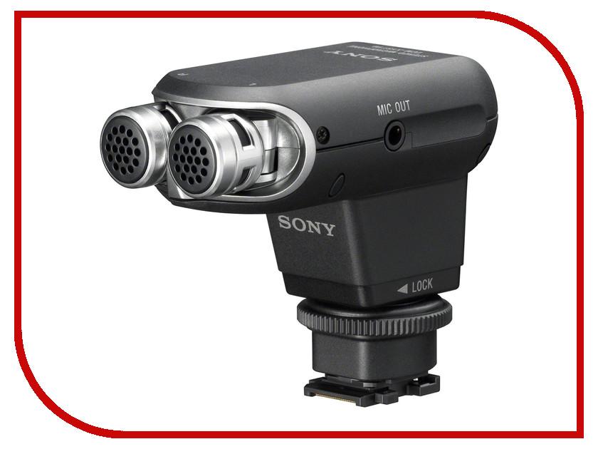 Микрофон Sony ECM-XYST1M плеер sony walkman nwz