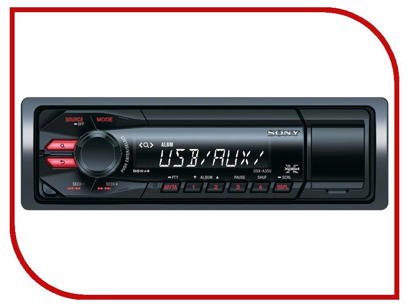 Автомагнитола Sony DSX-A35U<br>