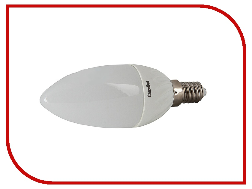 Лампочка Camelion C35 3W 220V E14 4500K 260 Lm LED3-C35/845/E14 лампочка luazon e14 3w 4200к smd2835 led 240lm 1559780
