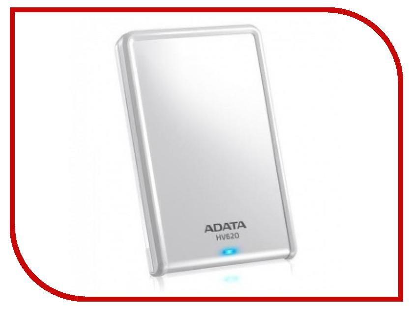 Жесткий диск A-Data HV620 500Gb USB 3.0 AHV620-500GU3-CWH