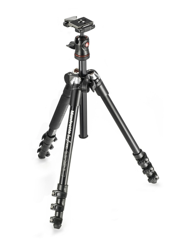 Штатив Manfrotto MKBFRA4-BH штатив manfrotto element traveller red mkeles5rd bh
