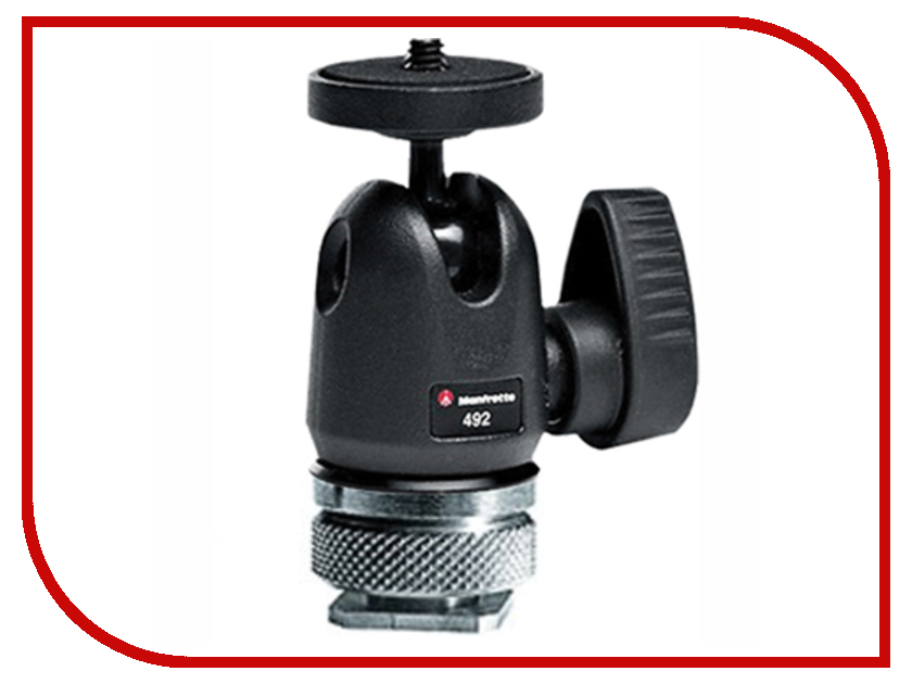 Zakazat.ru: Головка для штатива Manfrotto 492LCD