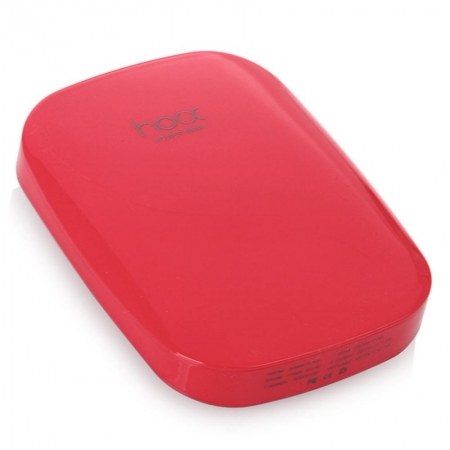 Аккумулятор Hoox Magic Stone 6000 mAh Red HO-MG6000-R