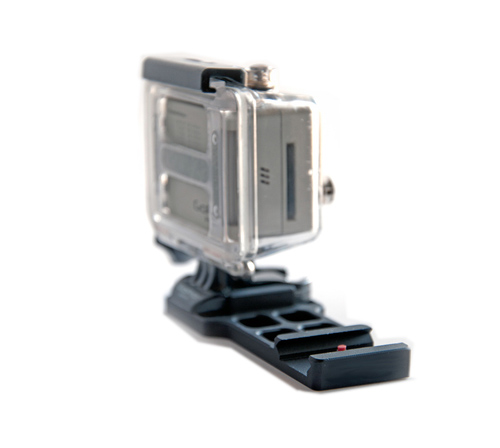 Фото - Аксессуар Крепления боковое Unlim UN-DL009 для GoPro Hero3 аксессуар
