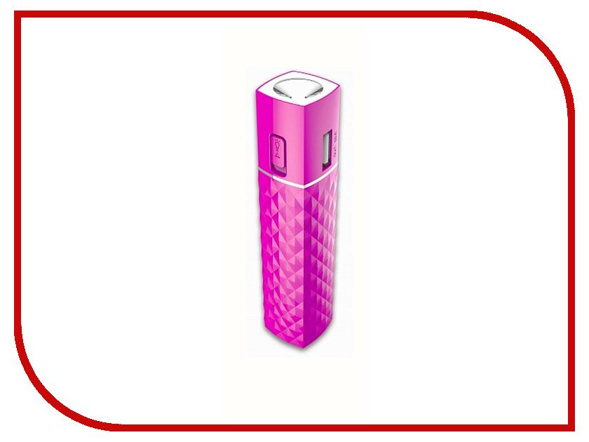 ����������� CasePower A50 Lipstick XL Power Booster 3100 mAh Pink CASE-370-PINK