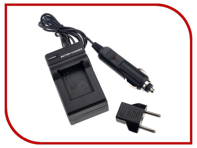 Аксессуар Fujimi AHDBT-201/301 зарядное устройство сетевое + автомобильное для GoPro Hero3/3+ аксессуар fujimi gp spt силиконовый чехол для gopro hero3
