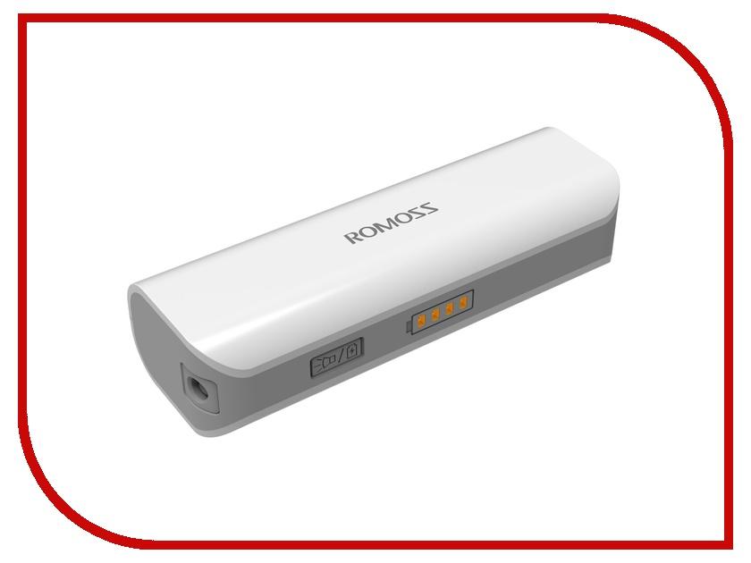 Аккумулятор ROMOSS Powerbank Solo 1 2000 mAh<br>
