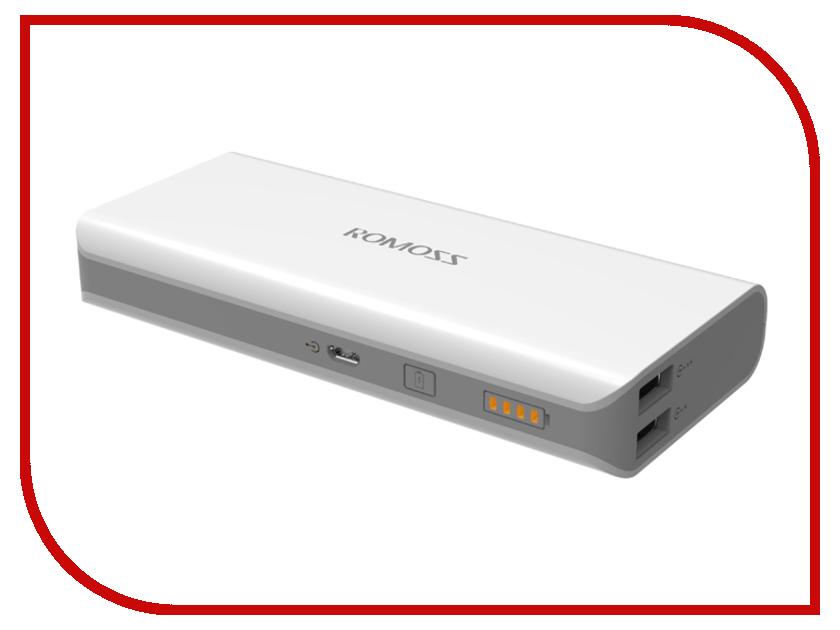 Аккумулятор ROMOSS Powerbank Solo 2 4000 mAh<br>