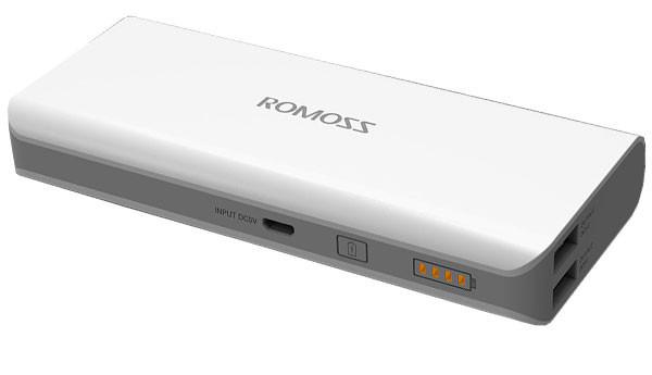 Аккумулятор ROMOSS Powerbank Solo 3 6000 mAh