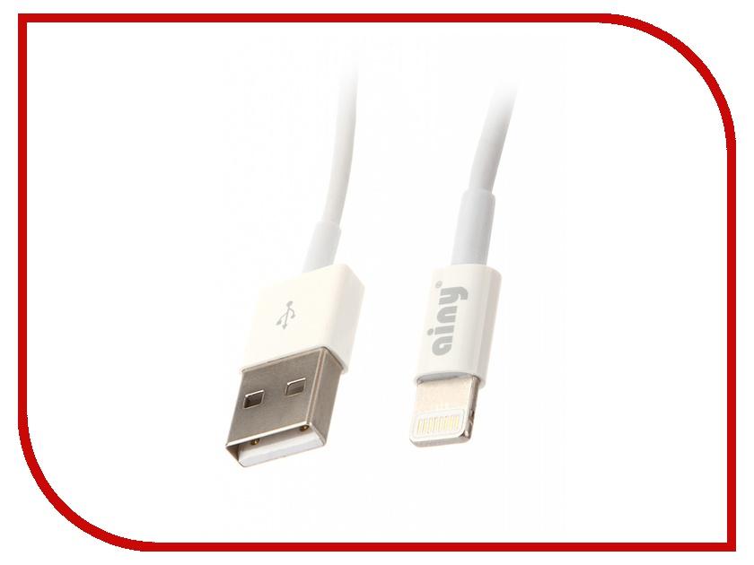 Аксессуар Ainy Thunderbolt for iPhone 5 / iPad mini only iOS 7 FA-002<br>