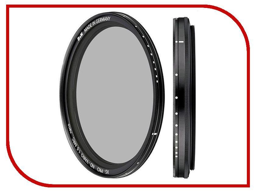 цены на Светофильтр B+W XS-Pro ND-Vario MRC Nano 77mm (1072522)