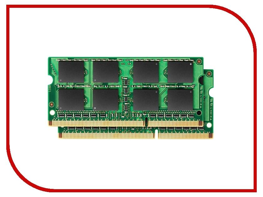 Модуль памяти Foxline DDR3 SO-DIMM 1600MHz PC3-12800 CL11 - 8Gb FL1600D3S11-8G