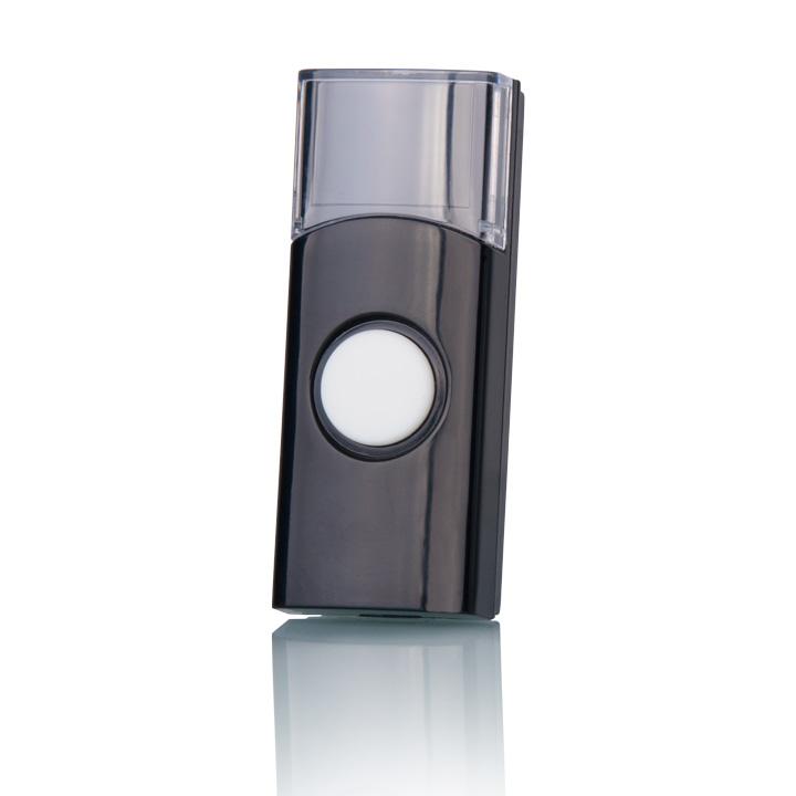 Звонок дверной Elektrostandard DBB02WL Black кнопка от Pleer