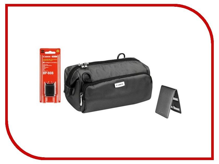 Сумка Canon DVK-803 Accessory Kit - набор аккумулятор BP-808, чехол для карт SD
