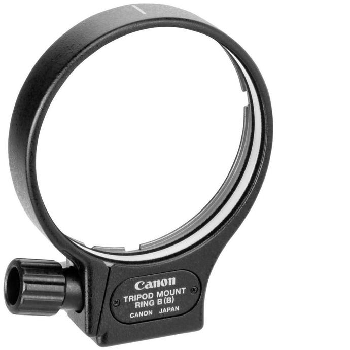 Аксессуар Штативное кольцо Canon Tripod Mount Ring B for 100 mm f/2.8 USM Macro, 180 mm f/3.5L Macro, MP-E 65 mm f/2.8 Macro 9487A001