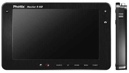 Видеовидоискатель Phottix Hector 9 HD Live View 12405