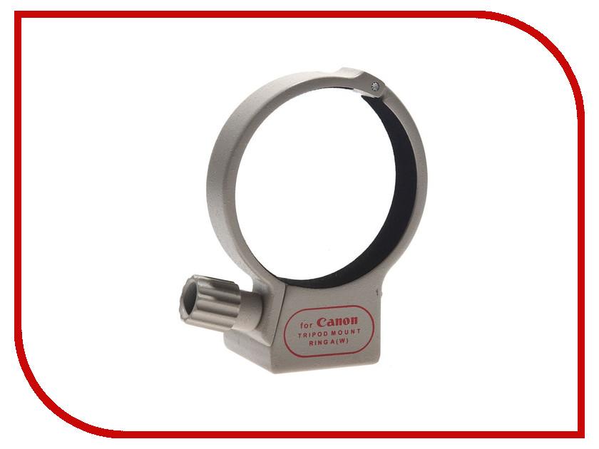 Аксессуар Штативное кольцо Phottix Tripod Mount Ring 72210 for Canon 70-200 mm f/4 White<br>