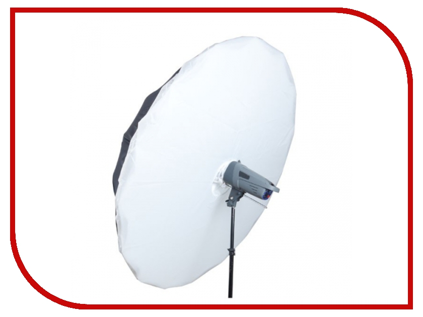 Зонт Phottix Reflector Umbrella Para-Pro Diffuser S&amp;B 152cm 85346<br>