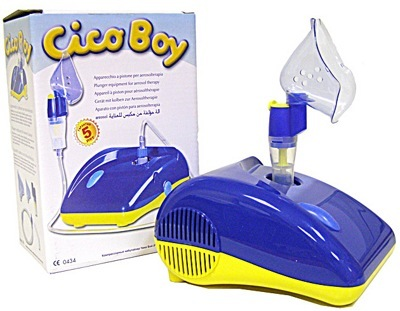 Ингалятор Med2000 CicoBoy P4