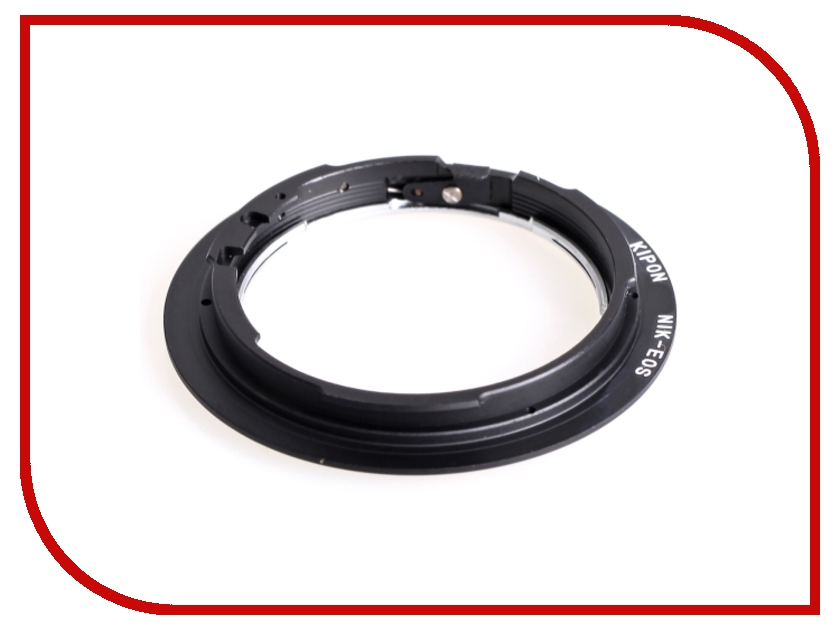 Переходное кольцо Kipon Adapter Ring Nikon F - Canon EOS