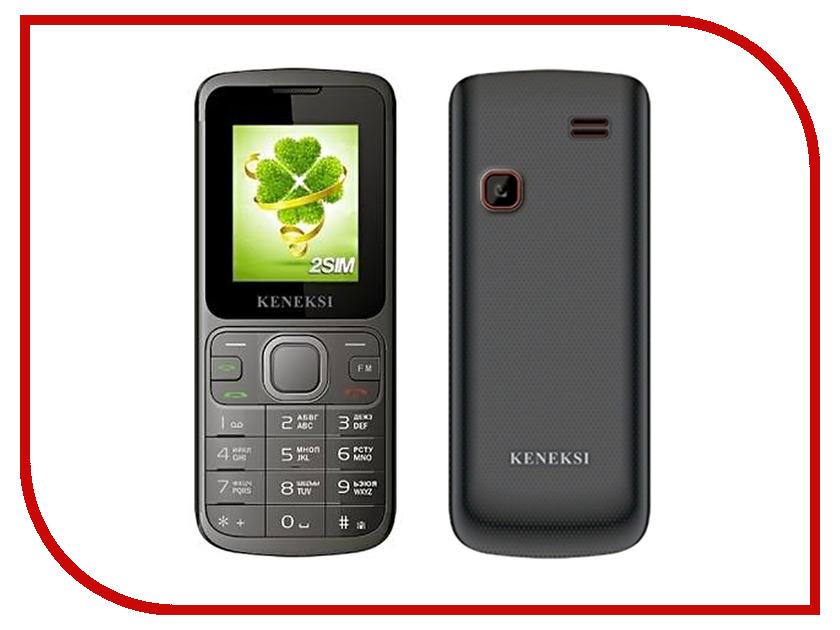 Сотовый телефон KENEKSI C7 Black