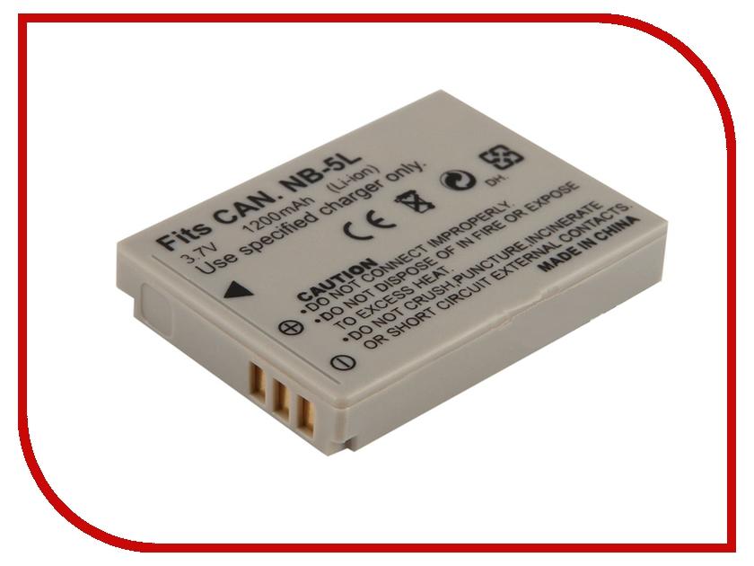 Аккумулятор Fujimi FBNB-5LH 1013 аккумулятор fujimi fben el3h 1023