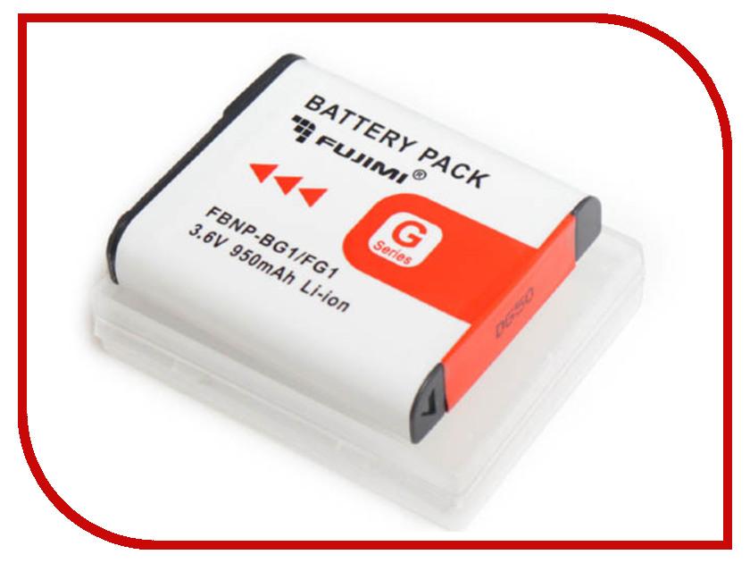 Аккумулятор Fujimi NP-BG1/FG1 аккумулятор fujimi np bk1