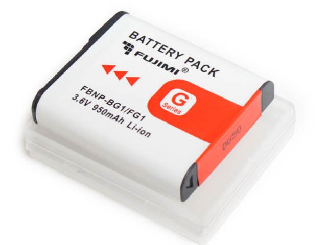 Аккумулятор Fujimi FBNP-BG1/FG1 для Sony