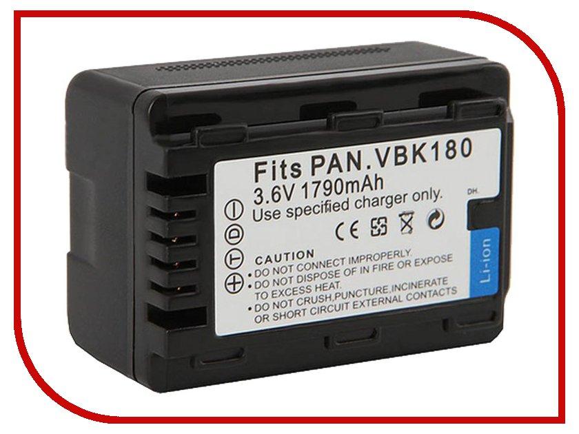 Аккумулятор Fujimi VW-VBK180 светофильтры fujimi