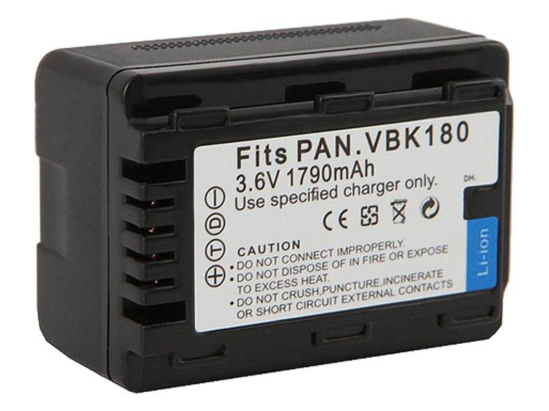 Аккумулятор Fujimi VW-VBK180<br>