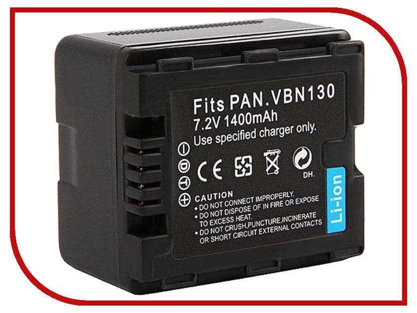 Аккумулятор Fujimi VW-VBN130 светофильтры fujimi