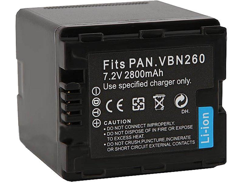 Аккумулятор Fujimi VW-VBN260