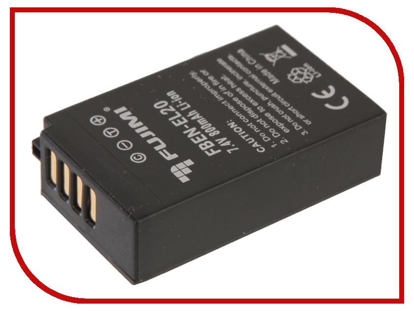 Аккумулятор Fujimi EN-EL20<br>