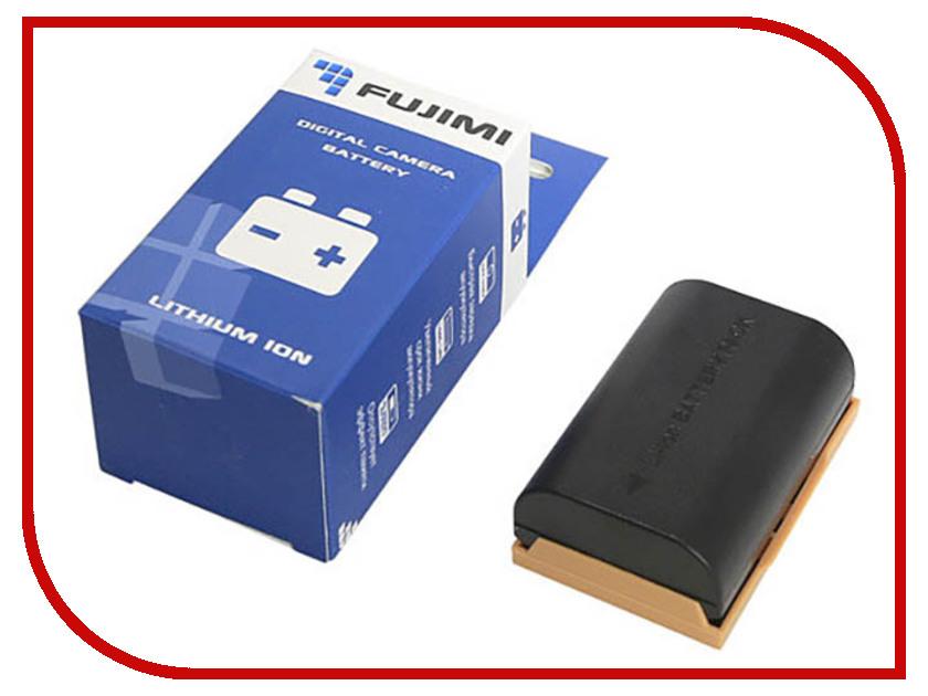 Аккумулятор Fujimi LP-E8 аккумулятор digicare plc e8 lp e8 для canon