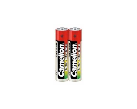 Батарейка AAA - Camelion Alkaline Plus LR03 LR03-BP2 (2 штуки) батарейка aaa pkcell lr03 2b 2 штуки
