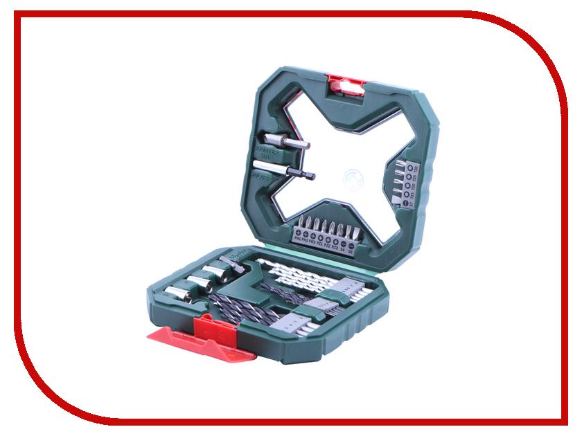 Сверло Bosch X-Line Classic X34 34 предмета 2607010608 сверло bosch x line 14 14 предметов 2607017161