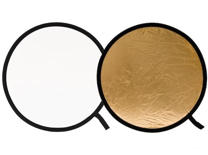 Светоотражатель Raylab RRF-80 Gold / White от Pleer