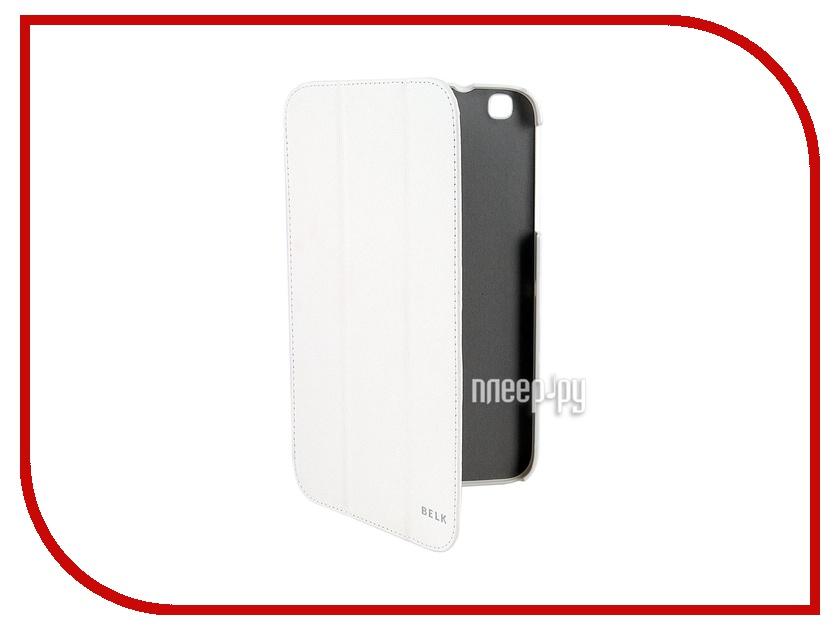 Аксессуар Чехол Galaxy Tab 3 8.0 T310 / T311 Liberty Project BELK White R0000334<br>