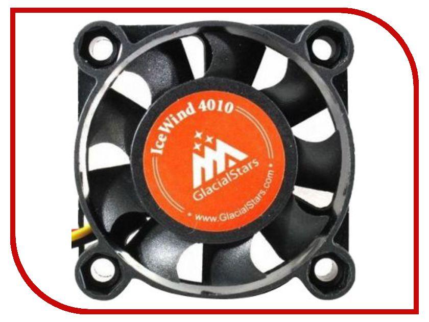 Вентилятор GlacialTech IceWind 4010 40x40x10mm цена