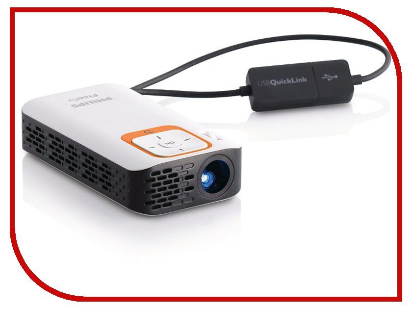Проектор Philips PicoPix PPX2340