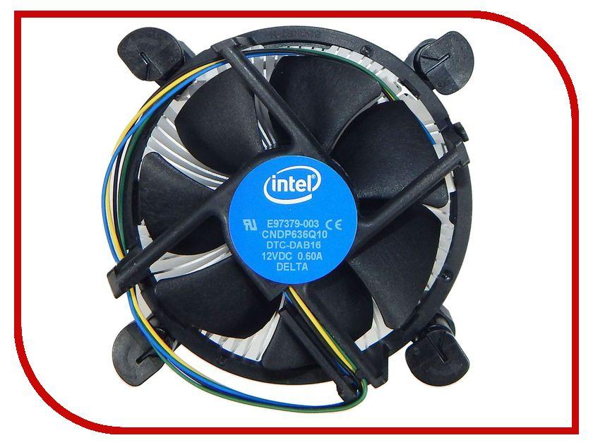все цены на Кулер Intel Original E97379-001 / E97379-003 (Intel 1150/1155/1156)
