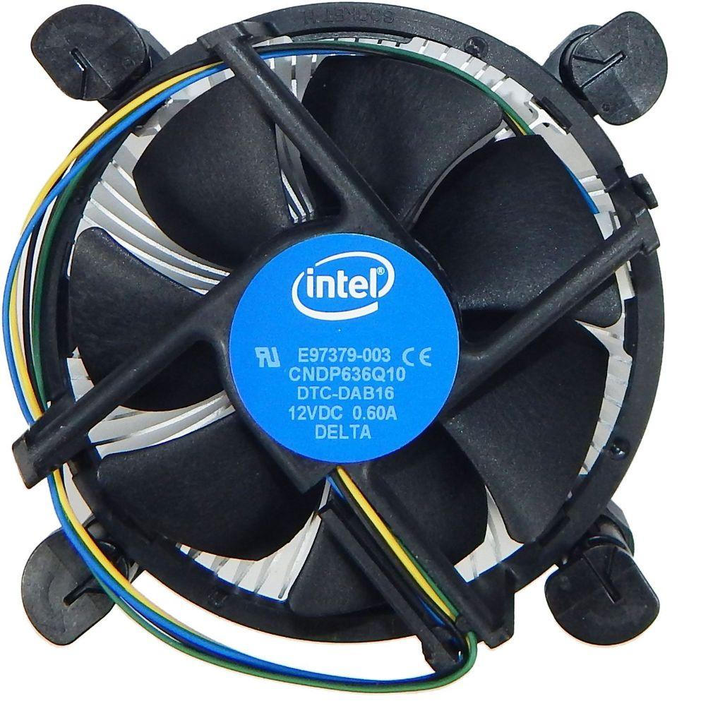 Кулер Intel Original E97379-001 / E97379-003 (Intel 1150/1155/1156)