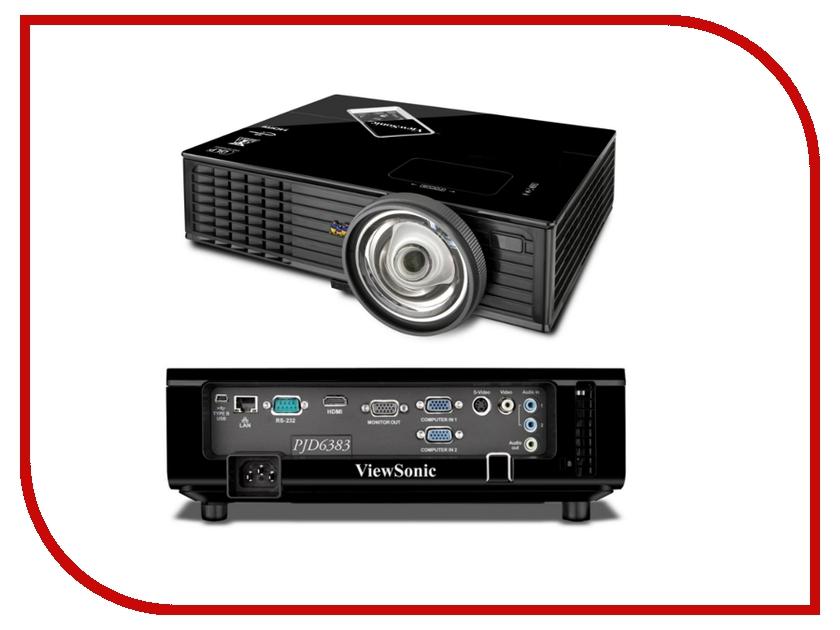 цена Проектор ViewSonic PJD6383S онлайн в 2017 году