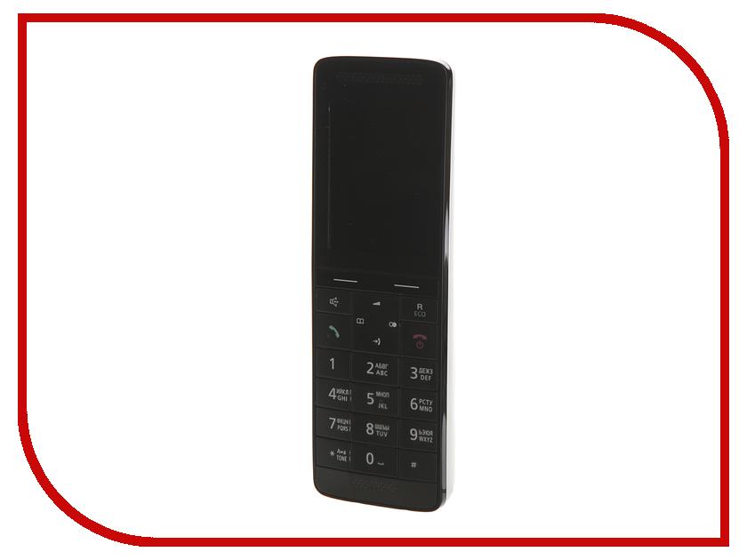 Радиотелефон Panasonic KX-PRSA10RUW радиотелефон panasonic kx tg1611ruj бежевый kx tg1611ruj