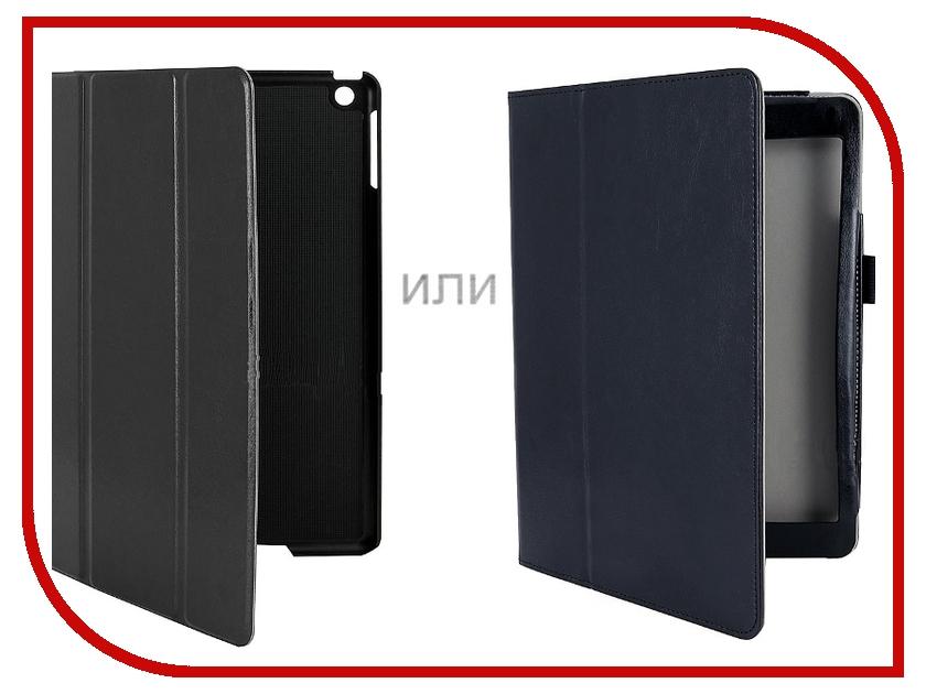 Аксессуар Чехол APPLE iPad Air Ainy кожаный BB-A295 Black<br>