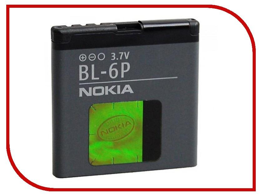 Аксессуар Аккумулятор Nokia BL-6P 830 mAh<br>