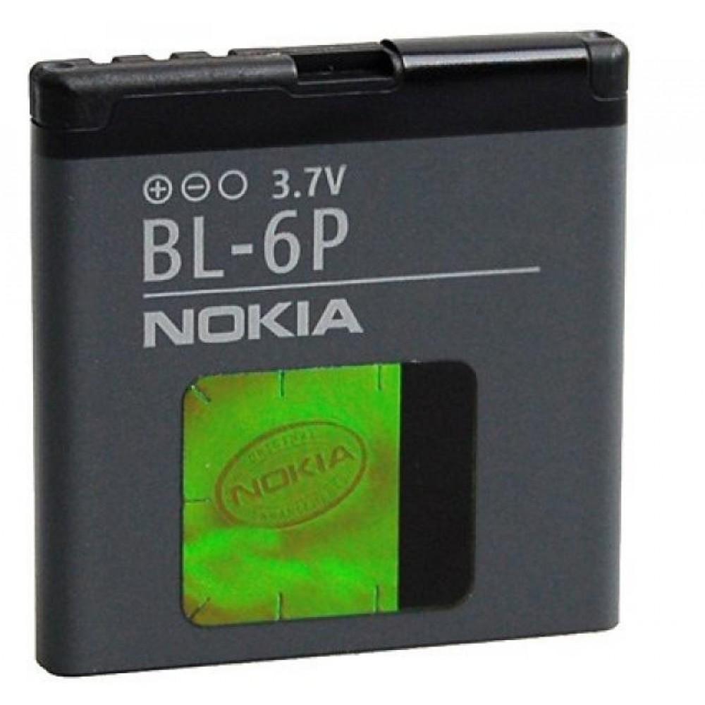 Аксессуар Аккумулятор Nokia BL-6P 830 mAh